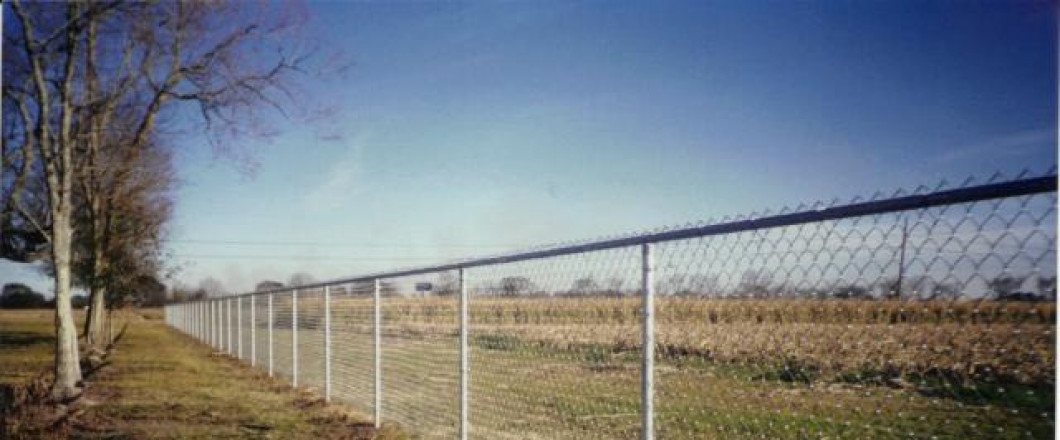 Whether you have a dog to keep in your yard or need a new commercial chain link fence, A-1 Security Fence Co. has you covered!